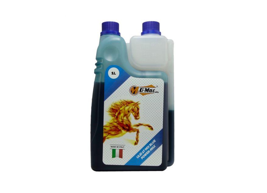 ULEI 2T MIX BLUE O'MAC CU DOZA - 1L