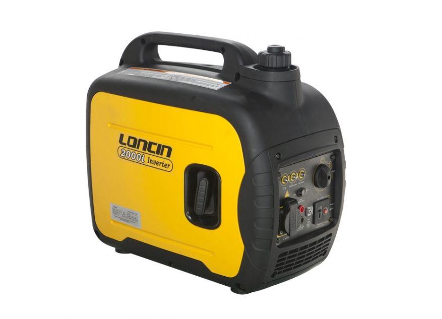 GENERATOR LONCIN INVERTER 1,8KW 220V / Contine TAXA VERDE - 2.5 lei