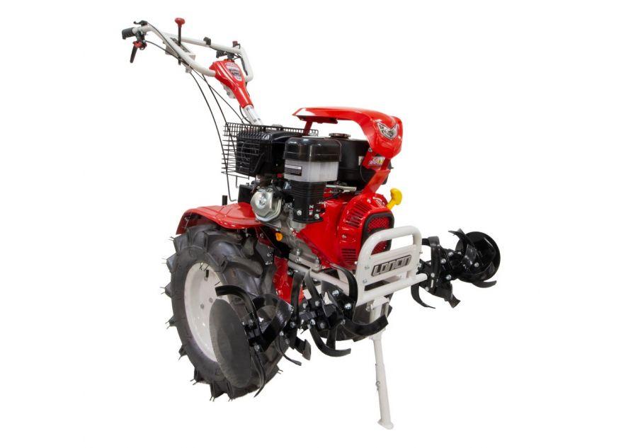 MOTOCULTOR LONCIN LC1350 (3+1) 13CP CU ROTI (6.5x12)