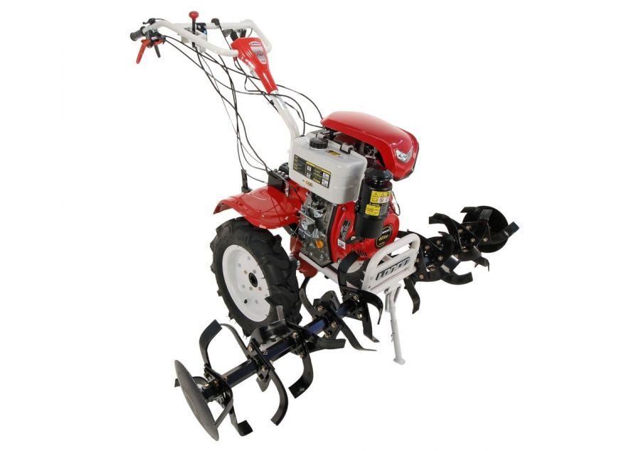 MOTOCULTOR LONCIN LC1440 DIESEL 9,5CP CU PORNIRE & ROTI 5.00-12