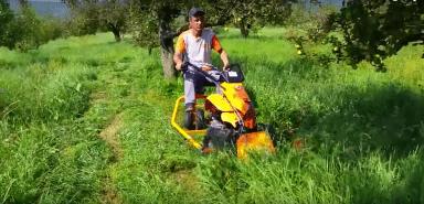 Motocositoarea cu roti: un utilaj agricol util