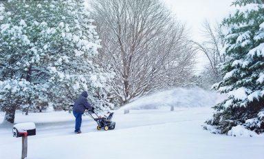 Cum folosești corect o freză de zăpadă?