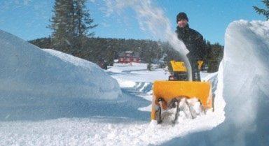 Ce aleg între cele două tipuri de freze de zăpadă: motor termic sau electric?