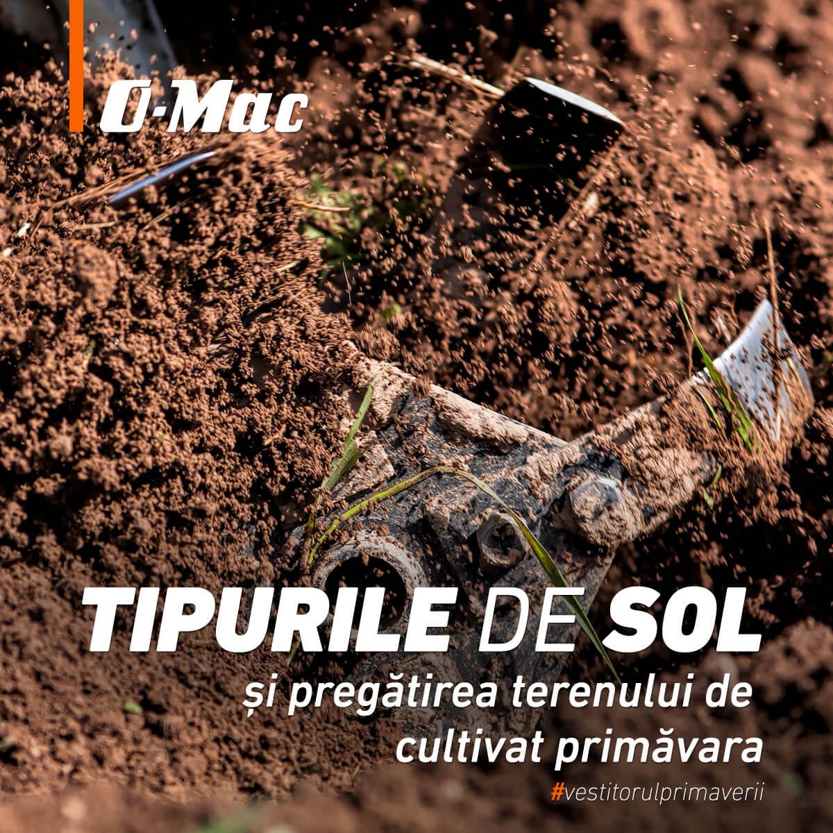 Tipurile de sol și pregătirea terenului de cultivat primăvara